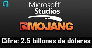 Microsoft y Mojang