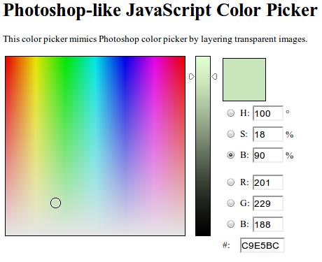 Configura colores