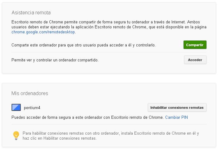 img remote desktop chrome